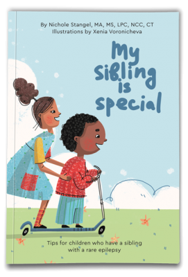 My Sibling Is Special Book